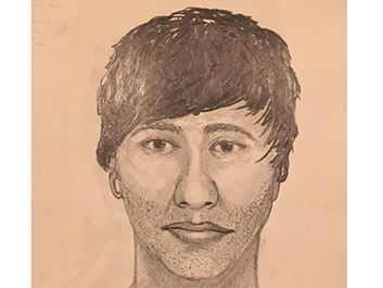 Police Composite Sketch - Peck Road Assault