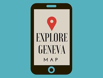 Explore Geneva Map