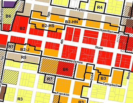 Downtown Zoning Update