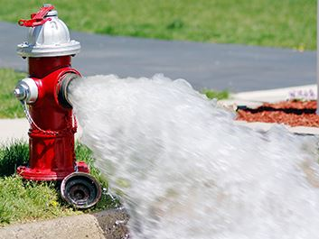 Fire Hydrant Flushing 2