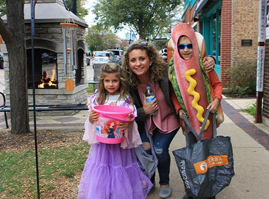 Halloween Downtown Trick-Or-Treating