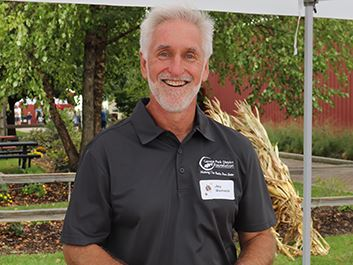 Geneva Natural Resources Committee Chair Jay Womack
