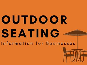 Outdoor Seating Information