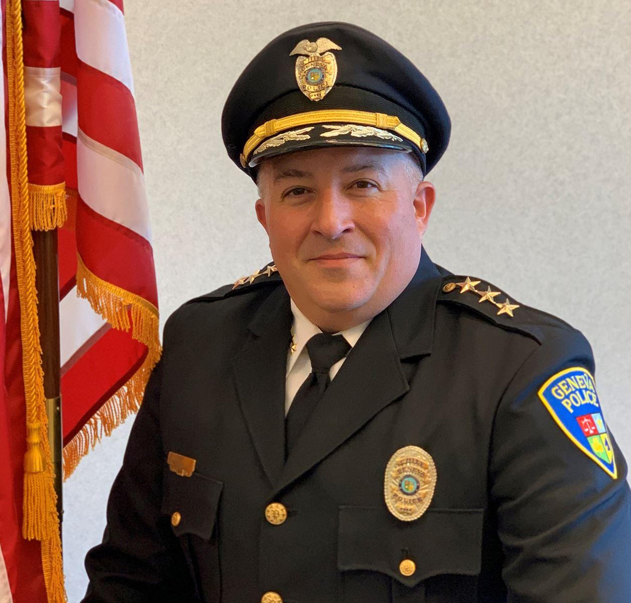 Police Chief Eric Passarelli