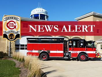 Fire News - New Water Tower