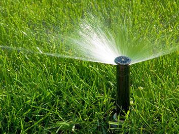 Irrigation System - Lawn Watering