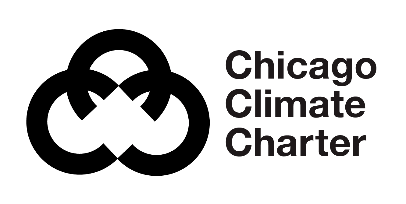 Chicago Climate Charter Logo Opens in new window