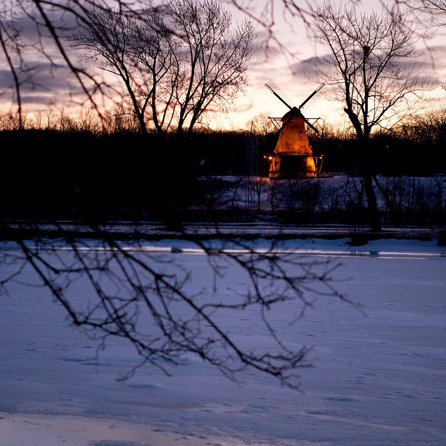 The Fabyan Windmill - Amazed By You Photography