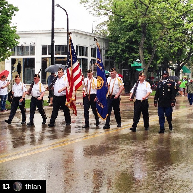 Memorial Day Parade - Jan Parcell