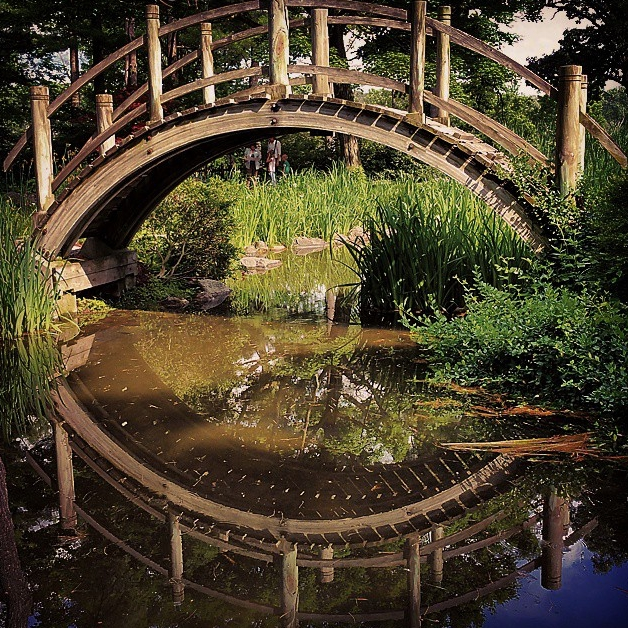The Fabyan Japanese Garden - @genevarose1983