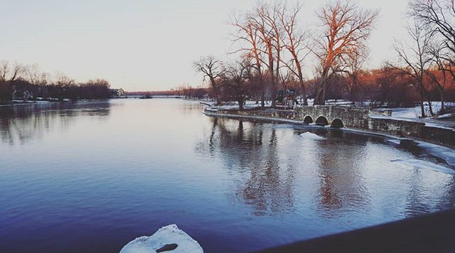 The Fox River - @ecofityogi