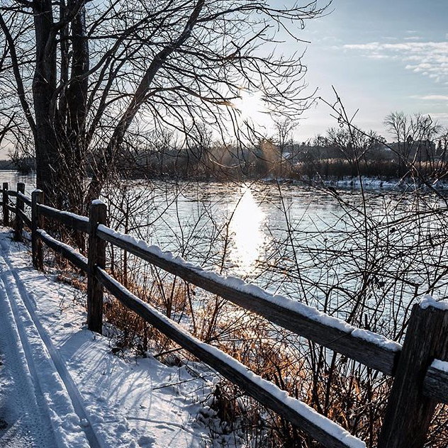 The Fox River - @stufotog