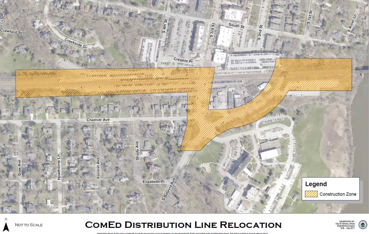 comed utility relocation map