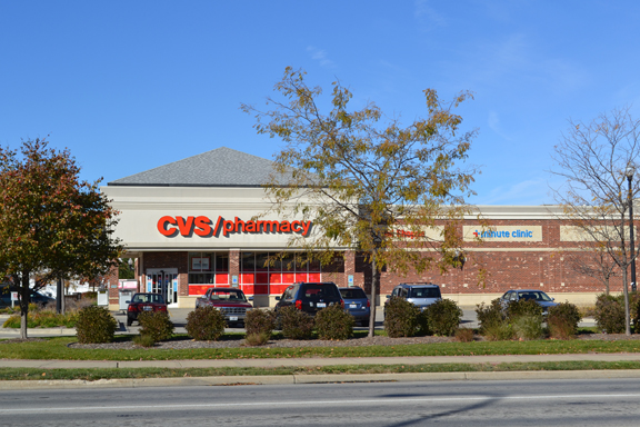 CVS Pharmacy in TIF District