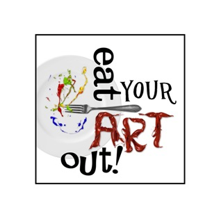 Eat Your Art Out Logo
