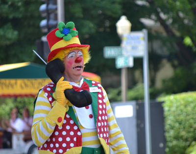 Swedish Days Clown