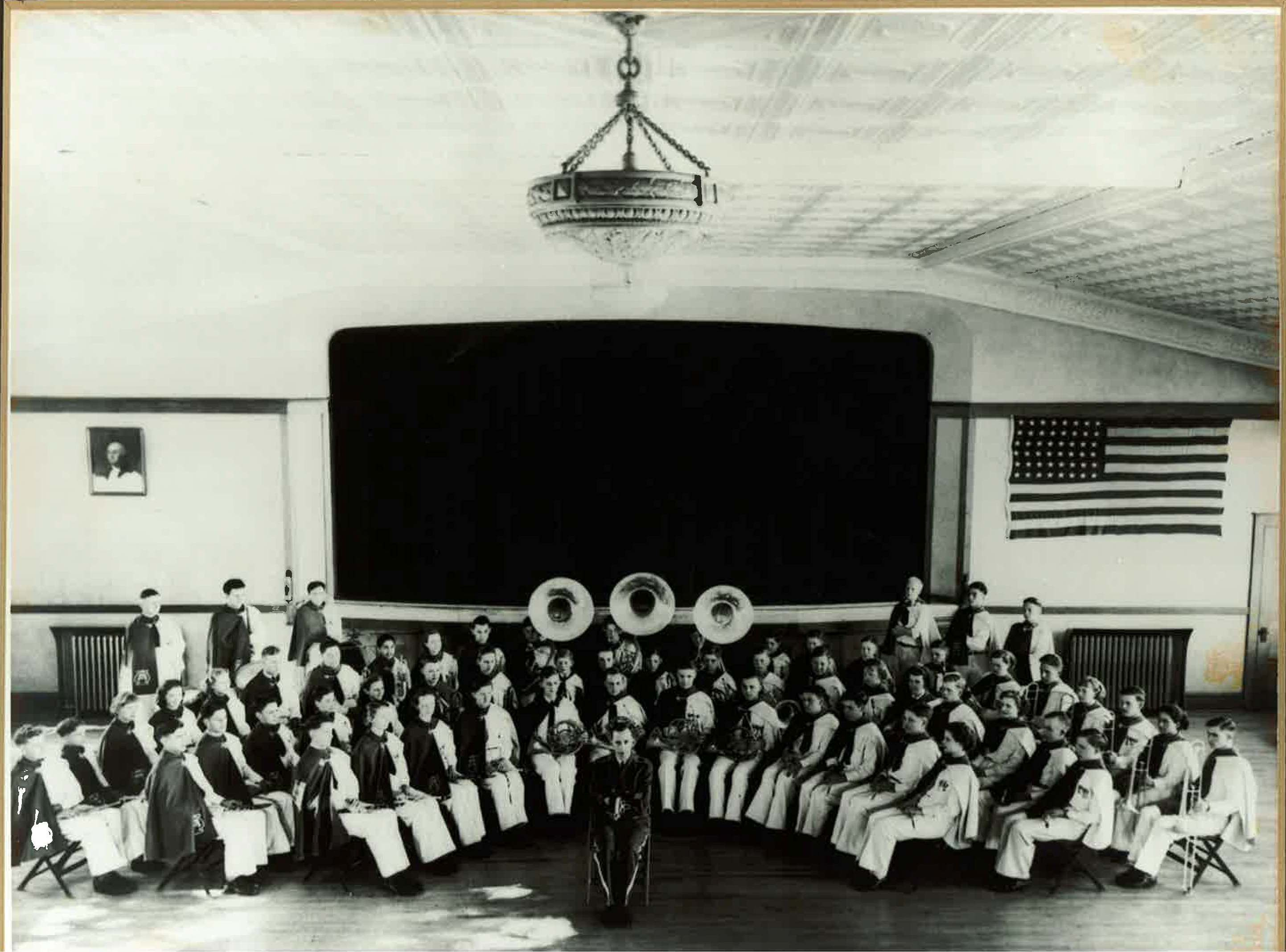 Geneva band from 1936