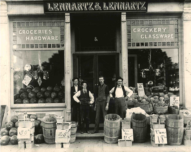 Lennartz and Lennartz General Store