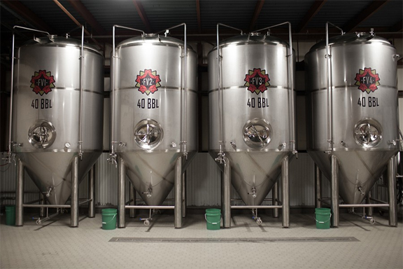 Penrose Brewing Company Tours
