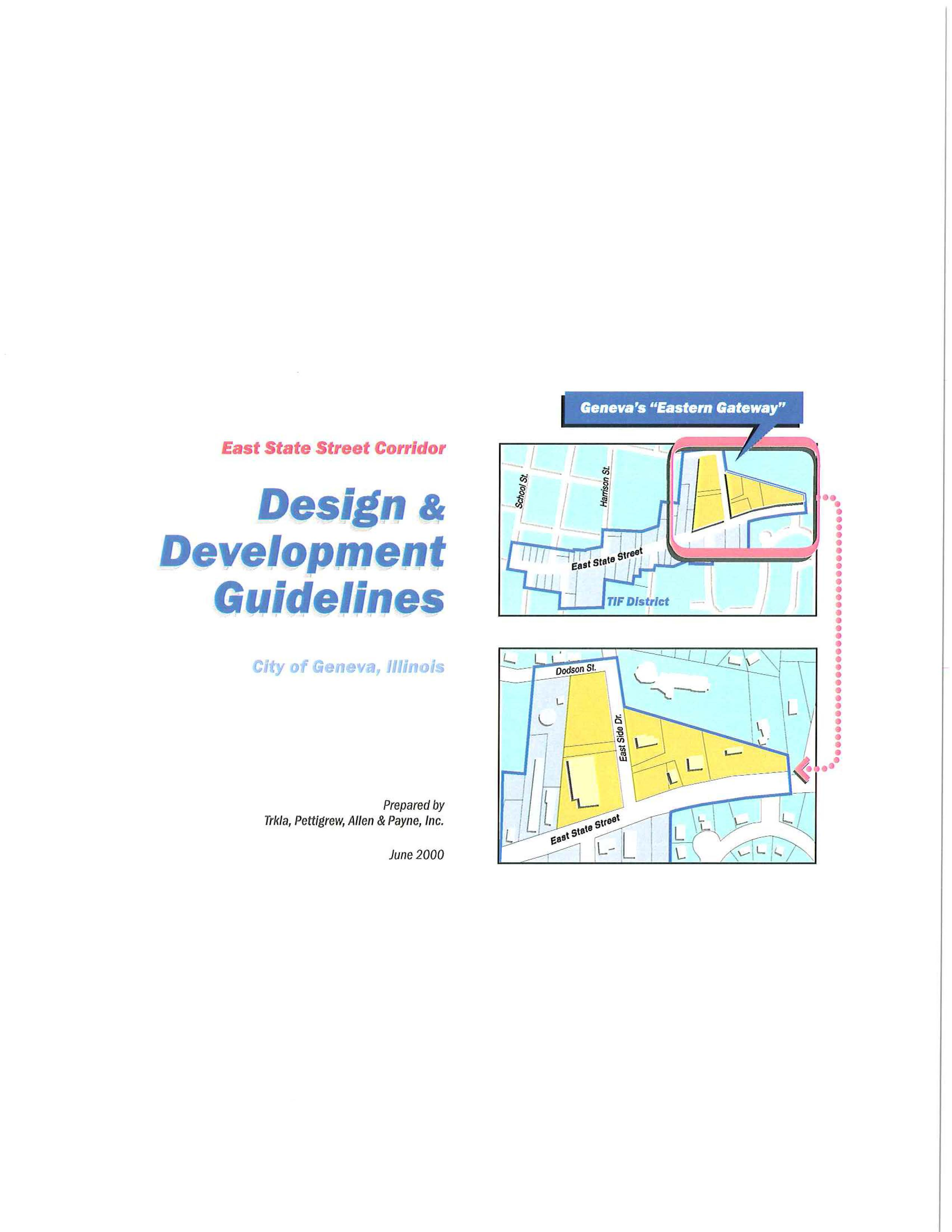 Design and Development Guidelines