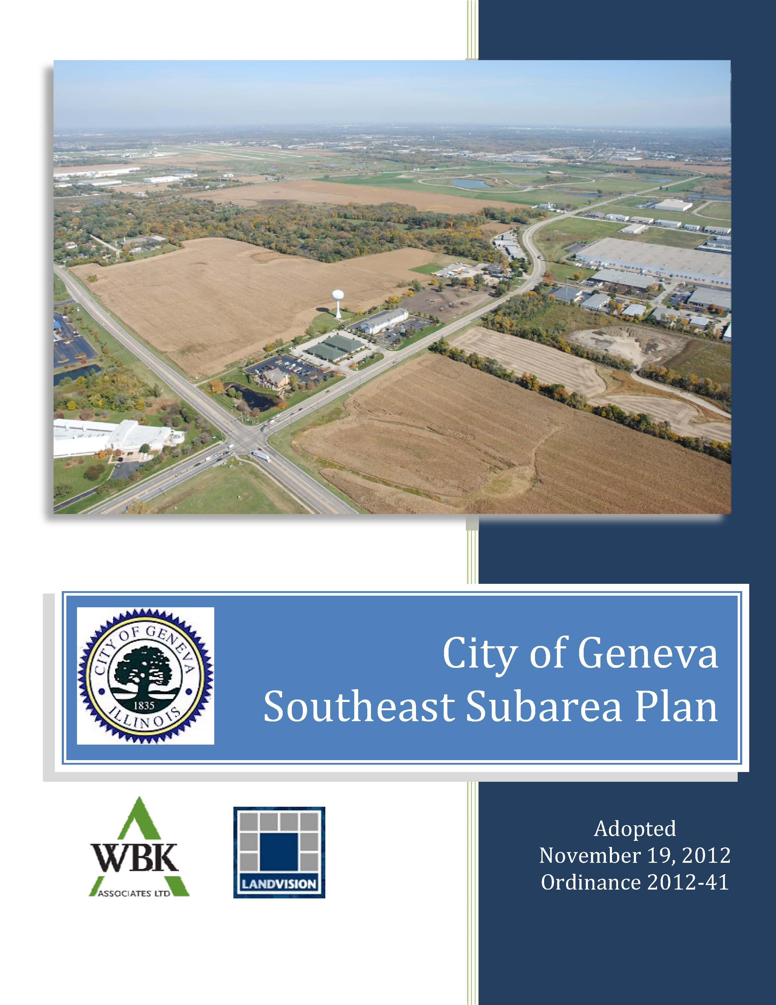Southeast Master Plan