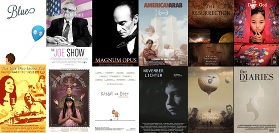 Geneva Film Festival Movie Posters